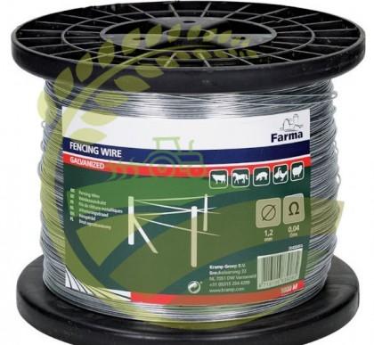 Sârmă pentru gard electric 1,2mmx1000m