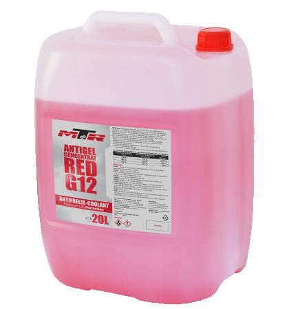 Antigel MTR Concentrat G12 20L